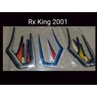 YAMAHA SEPEDA STICKER MOTOR BODY 2001 LIS STRIPING AKSESORIS KING RX