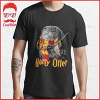 Kaos Harry Otter For Otter Lover Funny Funny Otter 6739 T-Shirt