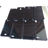 Grosir Anti Crack Fuze Full Black Zenfone 5Z / ZS620KL / Akrilik /