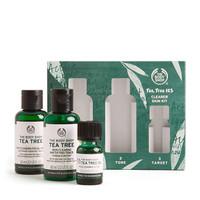 The Body Shop Gift Mini Tea Tree 123