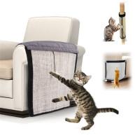 Anti Cat Scratch Protector Sofa Pad Cat Scratching Post Bra Cat Nail