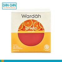 Wardah Lip Balm Orange 6.5g - 421496