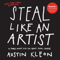 Buku Cetak Steal Like an Artist -Austin Kleon