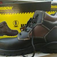 Sepatu Safety Krisbow Hercules 6Inchi