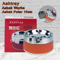 Asbak Warha *Ashtray * Asbak Putar * 10cm