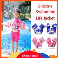 (Unicorn) Ban Pelampung Lengan Bayi Anak Untuk Berenang
