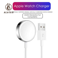 AK USB 1m Fast Wirless Charging Cable Wireless Charger for Apple Watc