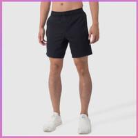 Terlaris Celana Olahraga Lari Gym Fitness - Atalon Fundamental Short