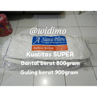 Quality HOTEL silicon Bantal Pillow High mikrofiber Guling Alasca