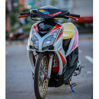striping mio soul mx limited edition