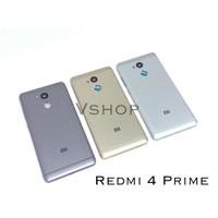 SALE Backdoor Tutupan Belakang Xiaomi Redmi 4 Prime Gold Silver - Gold