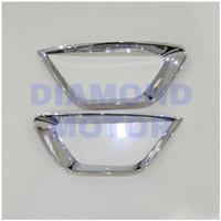 Datsun Go Go Plus List Lis Garnis Cover Ring Chrome foglamp Depan