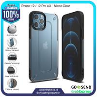 Ringke iPhone 12 / 12 Pro UX Matte Clear Softcase Anti Crack Slim Drop