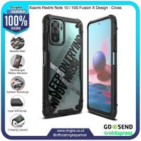 Ringke Redmi Note 10 Fusion X Cross Softcase Anti Crack Slim Military