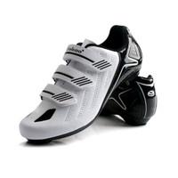Sepatu Sepeda Tiebao Cycling Shoes Dual Cleat Road & MTB Terbaru Murah