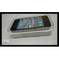 New Ipod Touch 4Th Generation 8Gb Black New .Bnib.