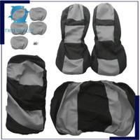 Ready Stock 9 Pcs/Set Sarung Bantal Kursi Mobil Universal Untuk