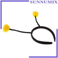Sunnimix 6pcs / Set Bando Model Lebah / Alien / Serangga Lucu Untuk