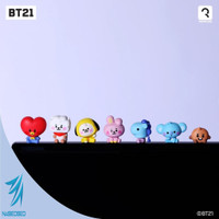 BTS BT21 Official Authentic Product Baby Monitor Figure
