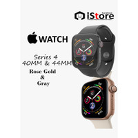 Apple Watch Second iWatch Series 4 40mm 44mm Mulus Cell GPS Limited