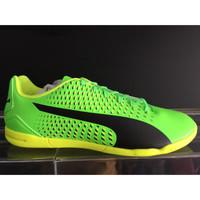Sepatu futsal puma original Adreno 3 IT stabilo green original 100 ne