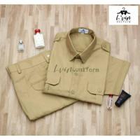 satpam guru PDH pemda supir baju safari seragam baju seragam supir pns
