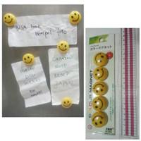 Magnet kulkas lucu buat hiasan dan tempel foto jadwal kertas catatan