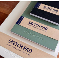 ALZ - Sketch pad Bali Artemedia A5 perfect for drawing and sketching