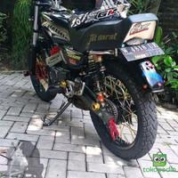MOTOR AKSESORIS MOTOR STOPLAMP LAMPU TD88T508 STOP BAWAH JOK RX KING