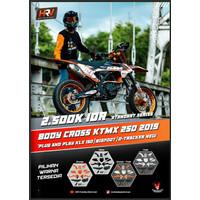 BODY SET HRV KTM 250 2019 PNP KLX D-TRACKER 150 ALL SERIES