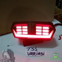 MOTOR AKSESORIS MOTOR STOPLAMP LAMPU TD88T83 STOP RX KING NINJA R LED