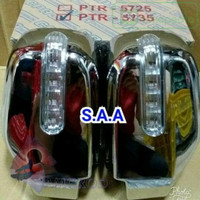 AKSESORIS EKSTERIOR MOBIL OR1O1383 COVER SPION PANTHER CROME COVER