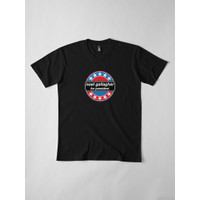 Kaos Noel Gallagher For President Oasis Band Trib 7356 T-Shirt