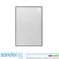Seagate Harddisk BUPSlim2/5 inch 1TB Sil