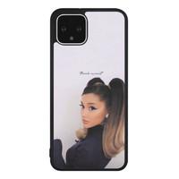 Case Custom Google Pixel 4 Ariana Grande Thank u Next P2688