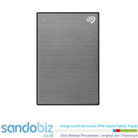 Seagate Harddisk BUPSlim2/5 inch 1TB Spa