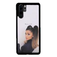 Case Custom Huawei P30 Pro Ariana Grande Thank u Next P2688
