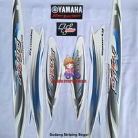 Striping List Bodi & Stiker Body Mio Sporty 2007 Putih