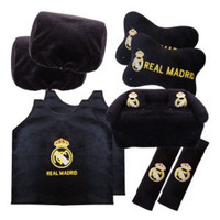 QIANA 33668 BANTAL MOBIL 5 IN 1 EXCLUSIVE CLUB REAL MADRID