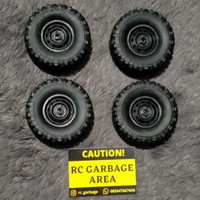 Velg Ban Set Rc Wpl Offroad Crawler 1 16 B1 B24 C14 C24 - Hard