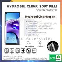 ANTI GORES HYDROGEL CLEAR Xiaomi Redmi Note 4 SCREEN PROTECTOR COVER