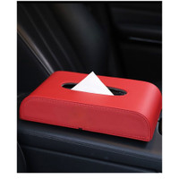Kotak Tisu Bahan Kulit Untuk Jok Mobil Toyota Yaris Hilux Chr Est NA10