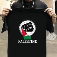 Baju kaos Distro Palestin Free Palestin