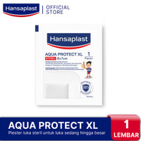 Hansaplast Aqua Protect Steril XL NA10