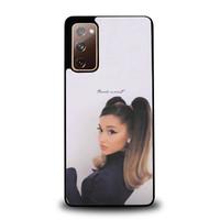 Case Custom Samsung Galaxy S20 FE Ariana Grande Thank u Next P2688