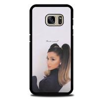 Casing Samsung Galaxy S7 Edge Ariana Grande Thank u Next P2688