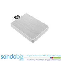 Seagate Harddisk One Touch SSD 1TB White