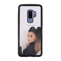 Case Custom Samsung Galaxy S9 Plus Ariana Grande Thank u Next P2688