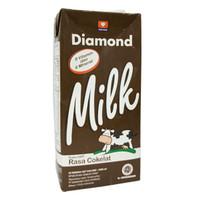 Diamond Milk Uht Chocolate 1Ltr