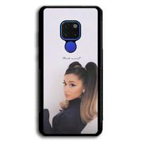 Case Custom Huawei Mate 20 Ariana Grande Thank u Next P2688